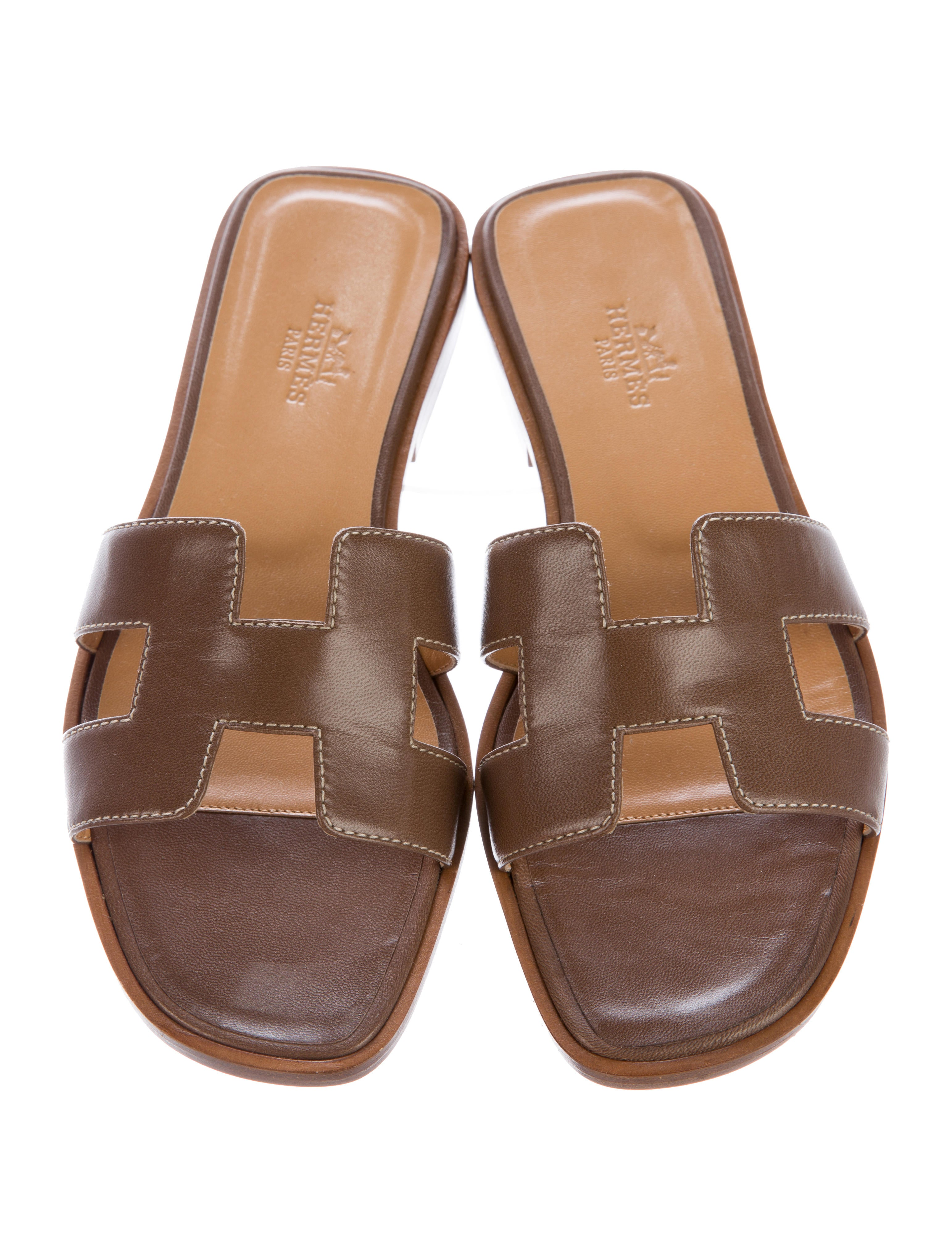 Lastest Herms Sandals  Shoes  HER38768  The RealReal