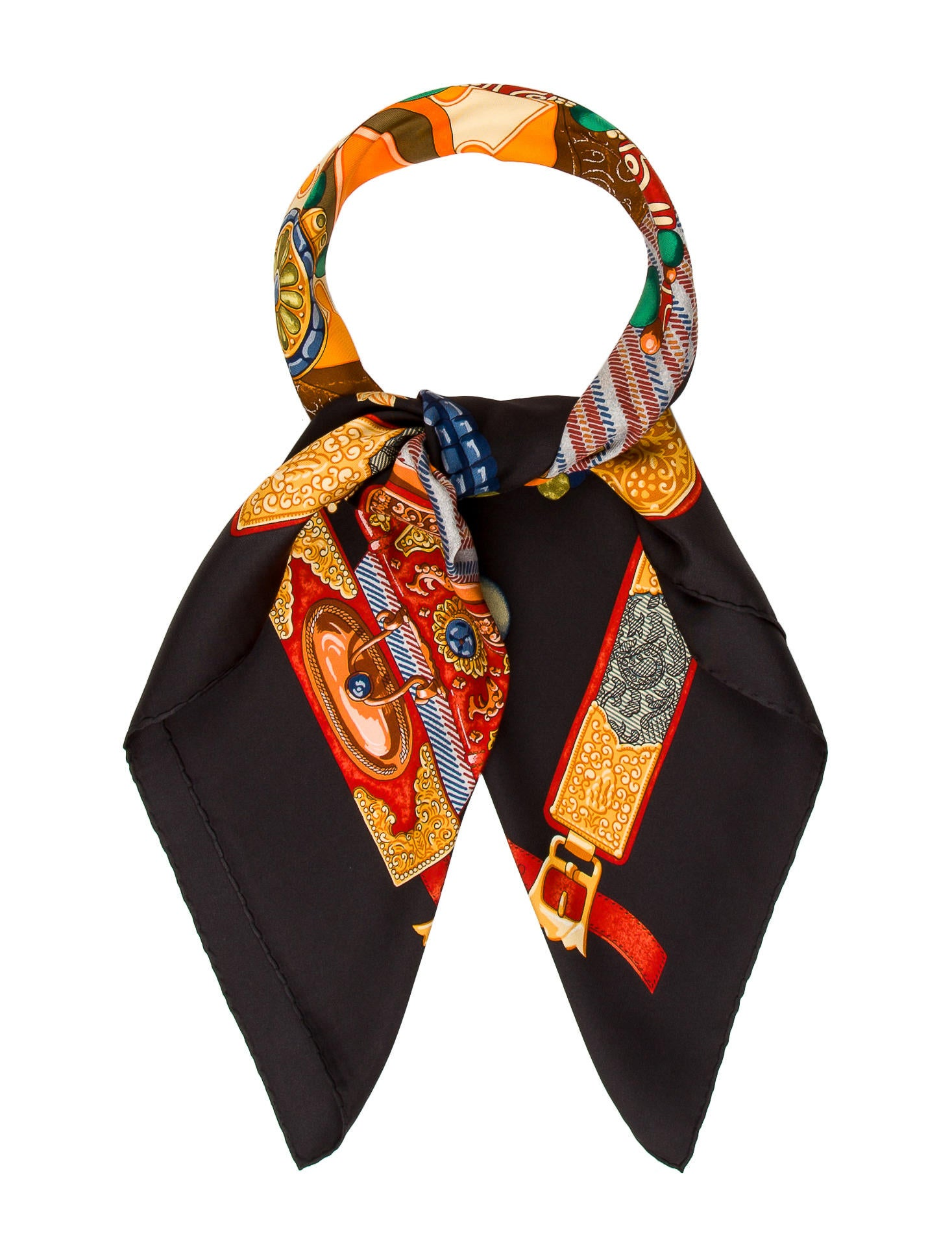 herm 232 s tibet scarf accessories her89835 the realreal