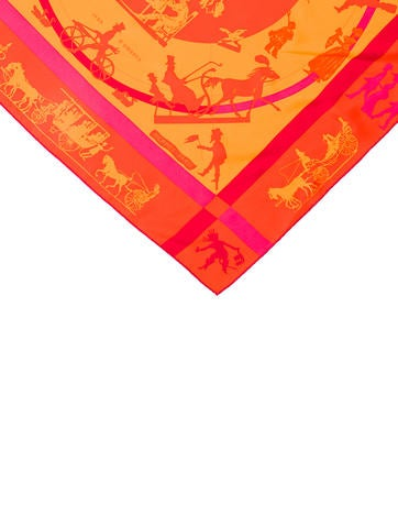 Jeux D'Ombres Silk Scarf