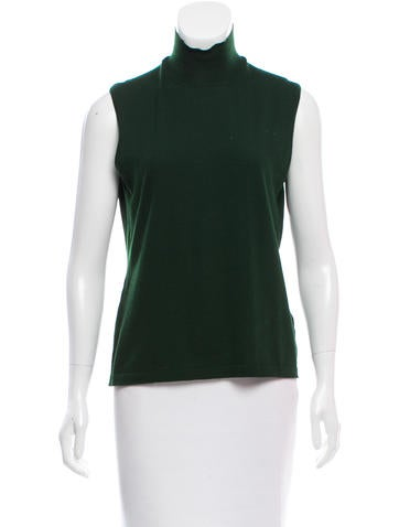 Hermès Wool Sleeveless Sweater None