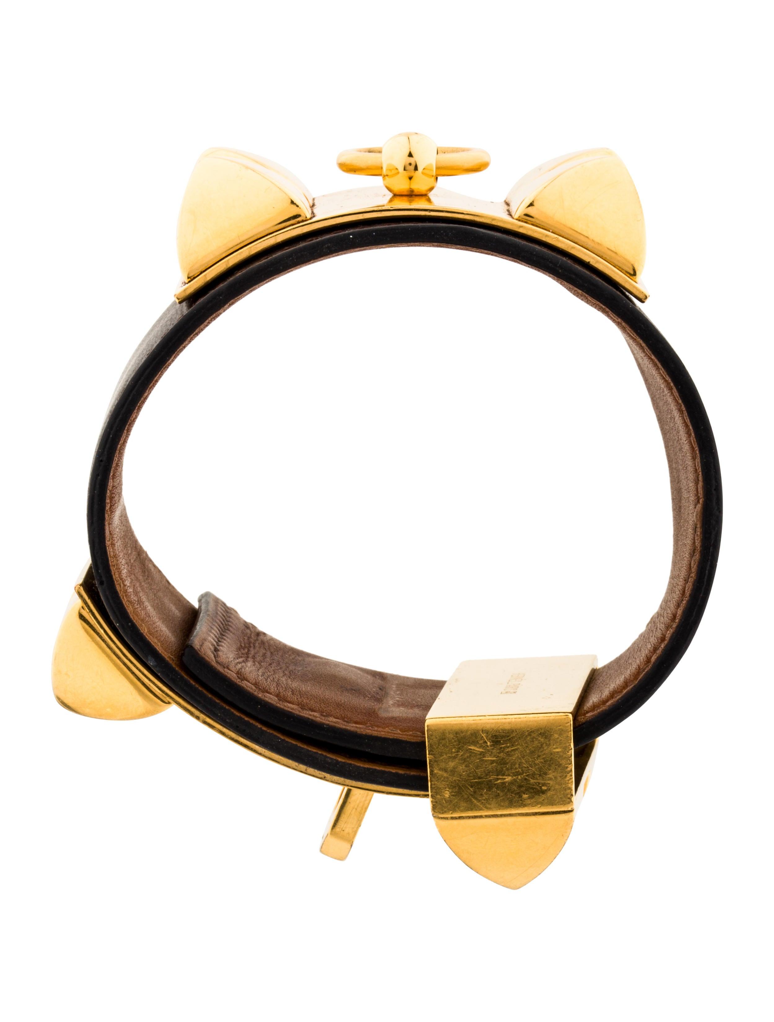 Herm 232 S Collier De Chien Bracelet Bracelets Her92764
