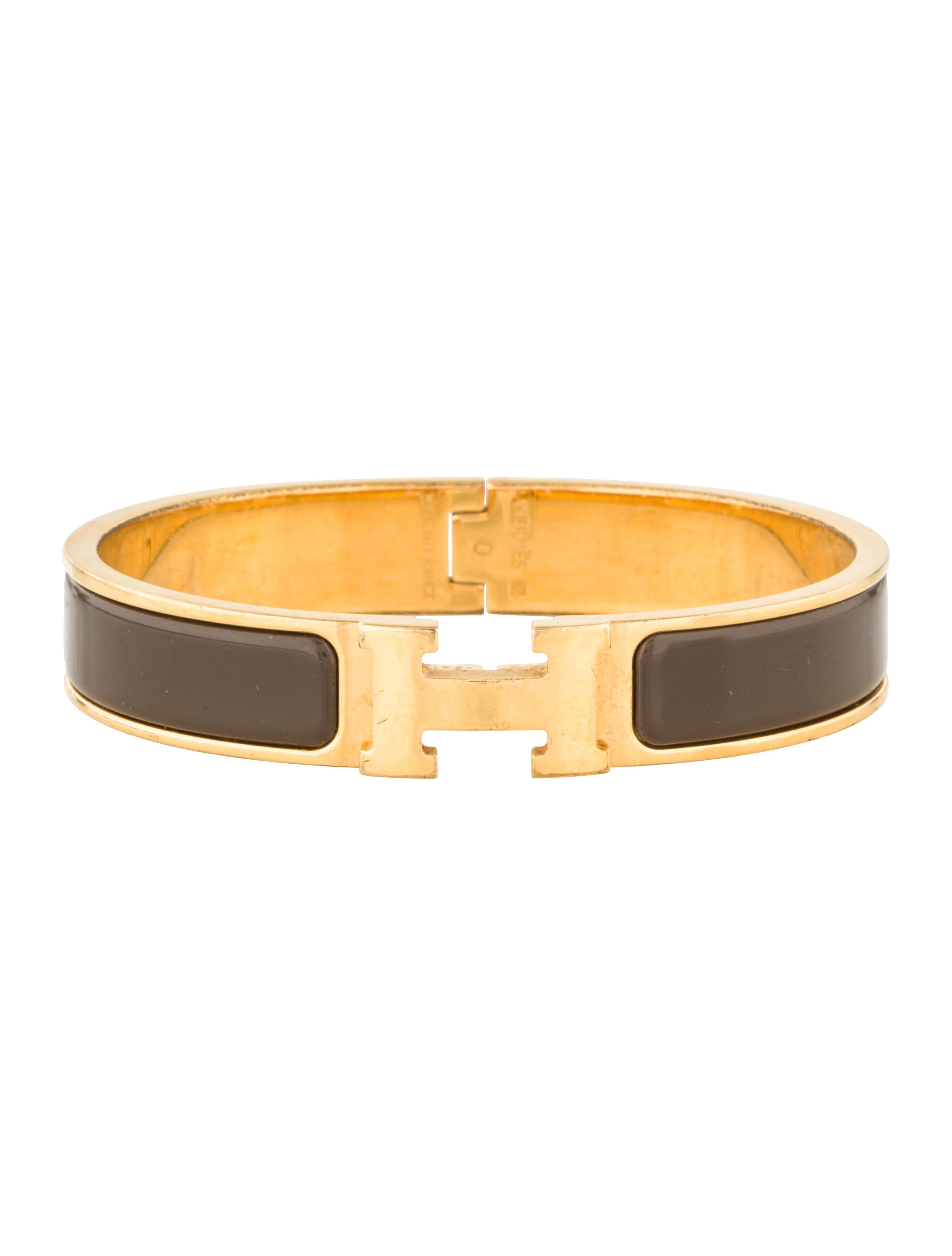 herm 232 s clic h bracelet bracelets her93833 the realreal