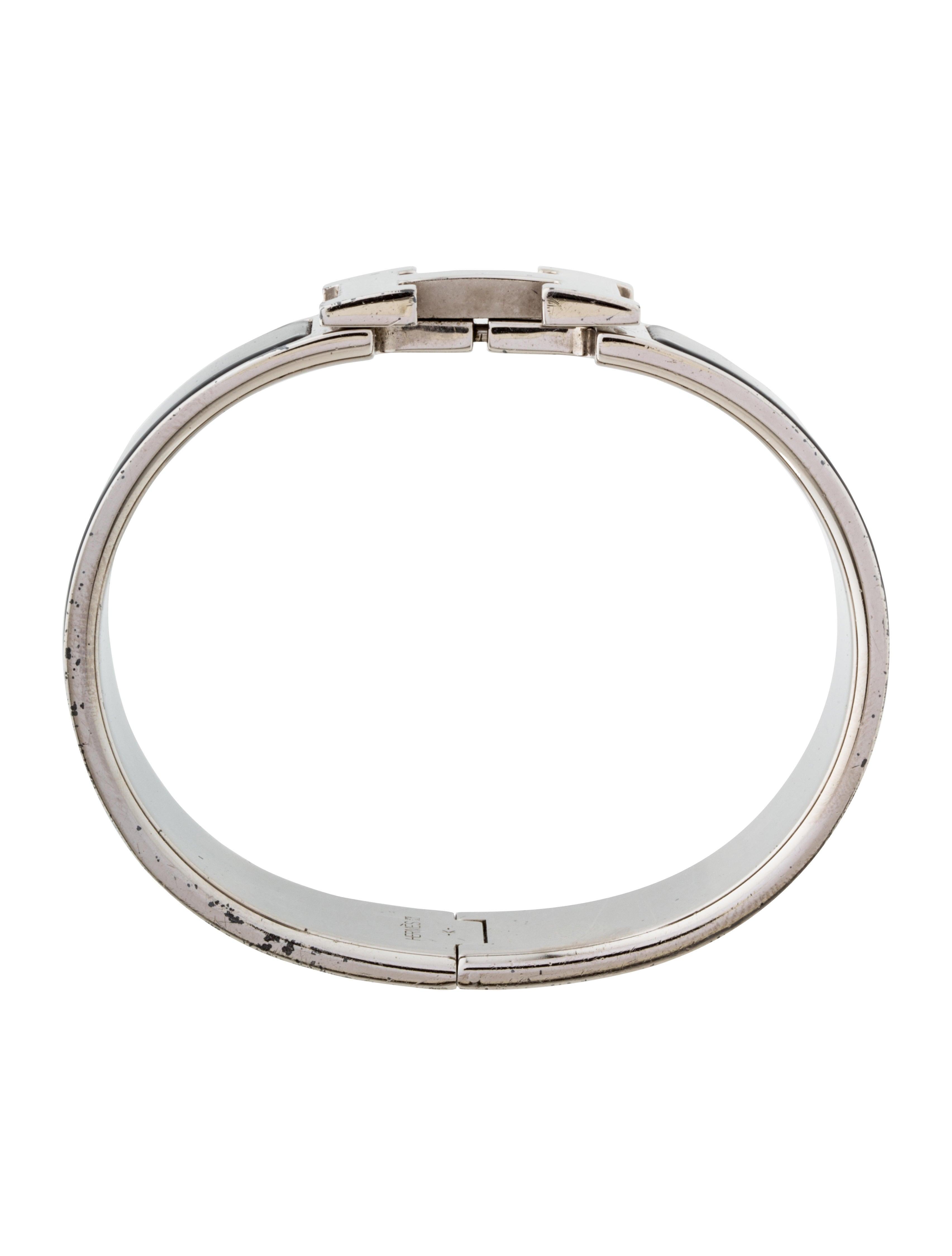 Herm 232 S Clic Clac H Bracelet Bracelets Her93933 The