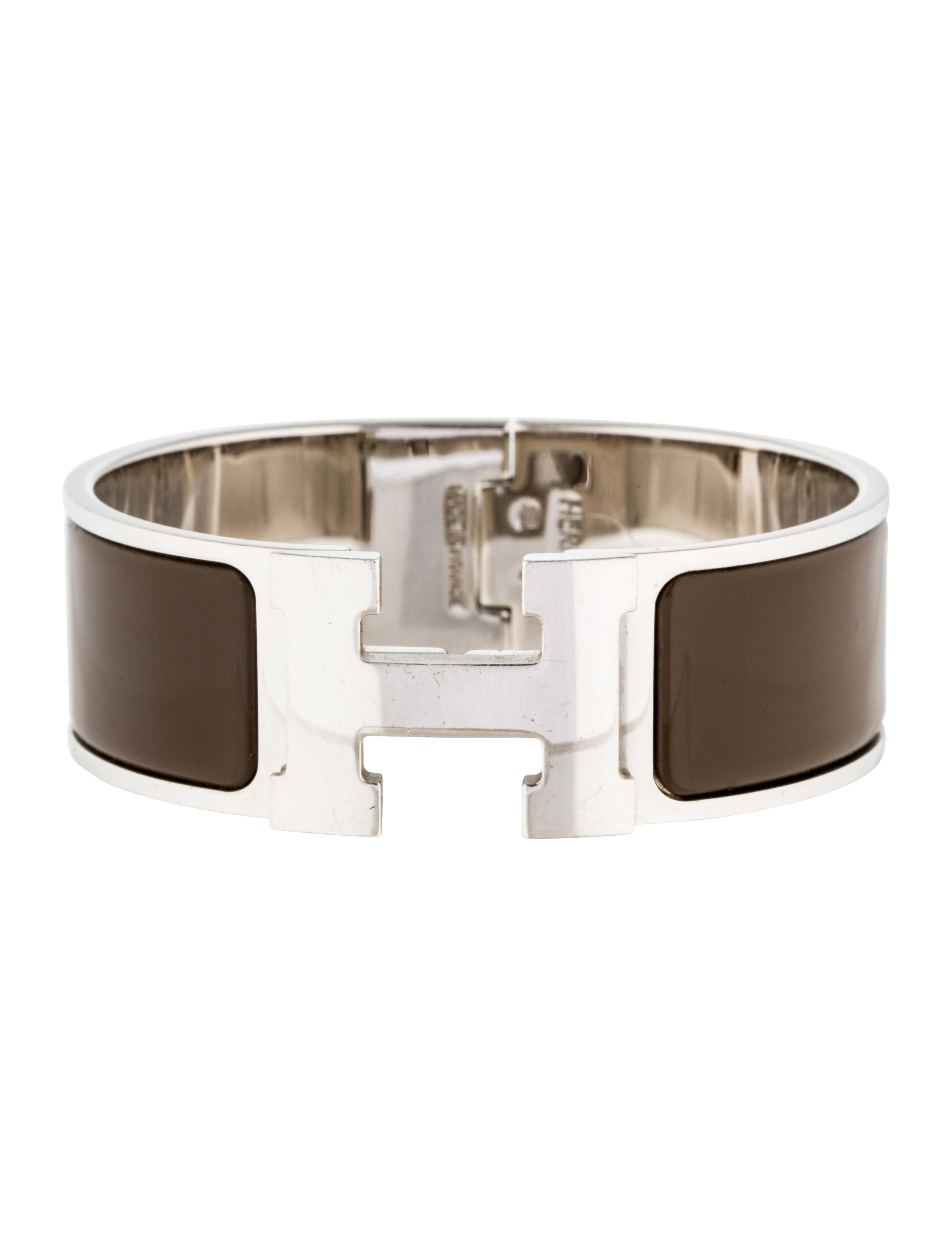 herm s clic clac h bracelet bracelets her94694 the. Black Bedroom Furniture Sets. Home Design Ideas