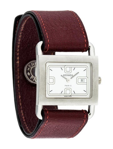 product nameherms barenia watch
