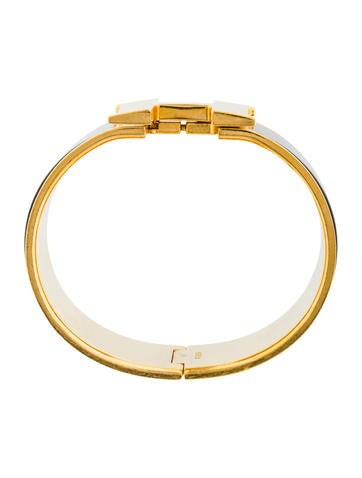 Herm s extra wide clic clac h bracelet bracelets her97358 the realreal - Dimensions clic clac ...