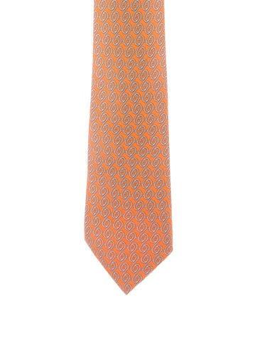 ae8ccd33c595 Hermes Dolphin Print Silk Tie | 2019 trends | xoosha
