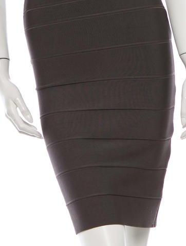 Saige Bandage Dress