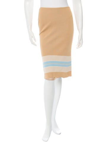 Herve Leger Skirt None