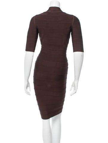 Delilah Bandage Dress