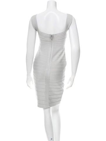 Abigail Bandage Dress