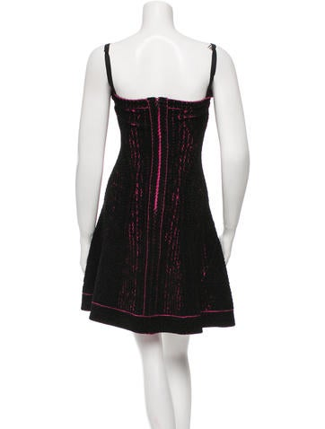 Luna Bandage Dress