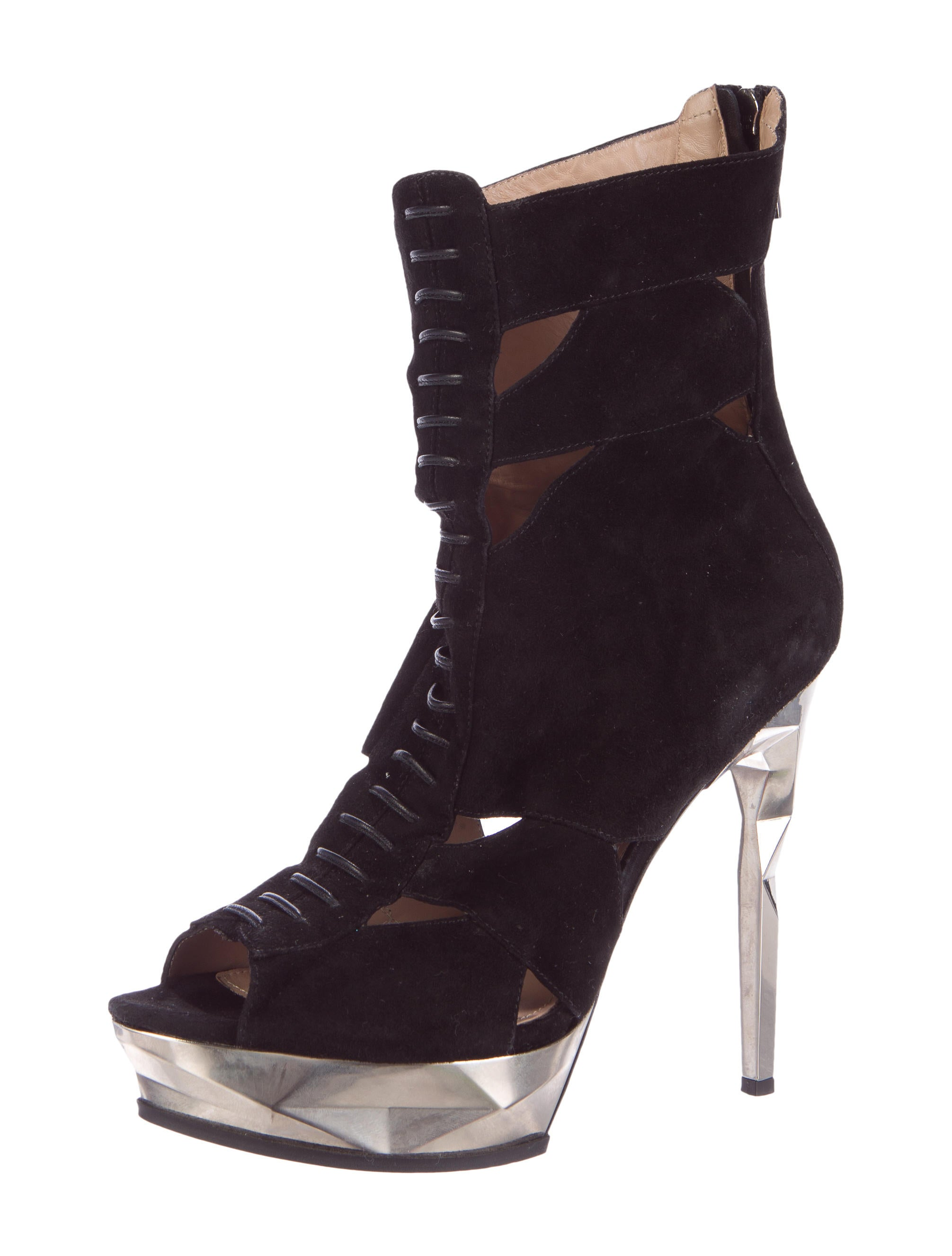 Find great deals on eBay for high heel lace up platform ankle boots. Shop with confidence.