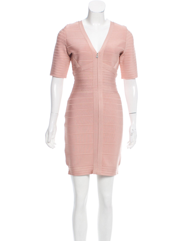 Herve Leger Lilith Bandage Dress Clothing Hev31361