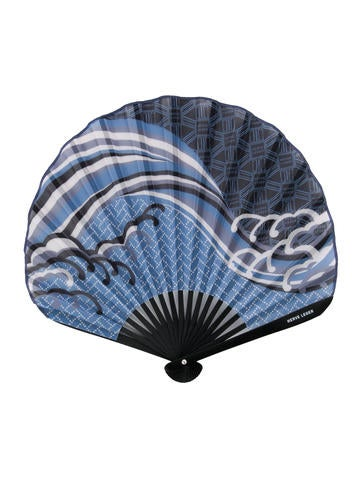 Herve Leger Printed Fan None