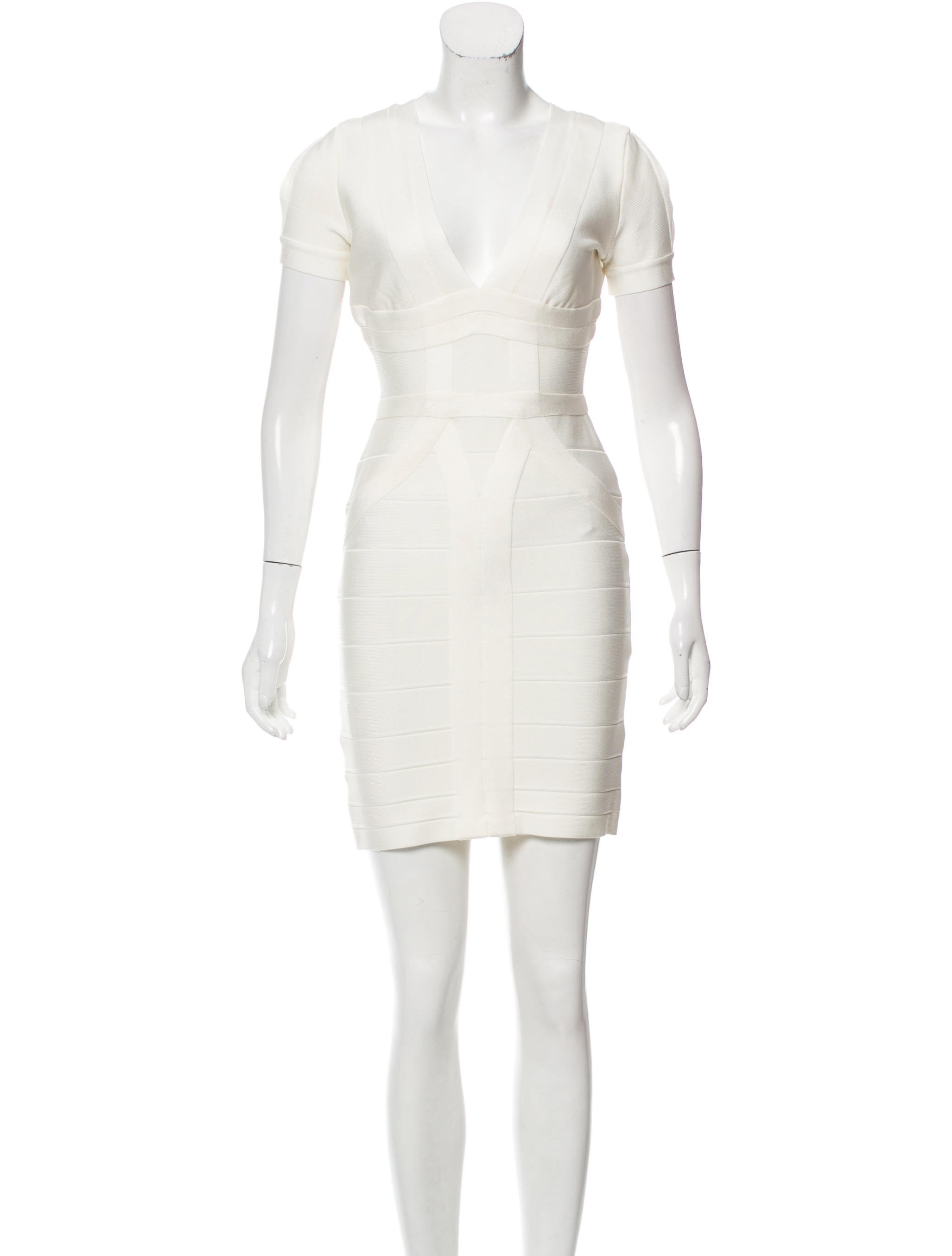223bb204c346 Herve Leger Wynn Bandage Dress w  Tags - Clothing - HEV33020