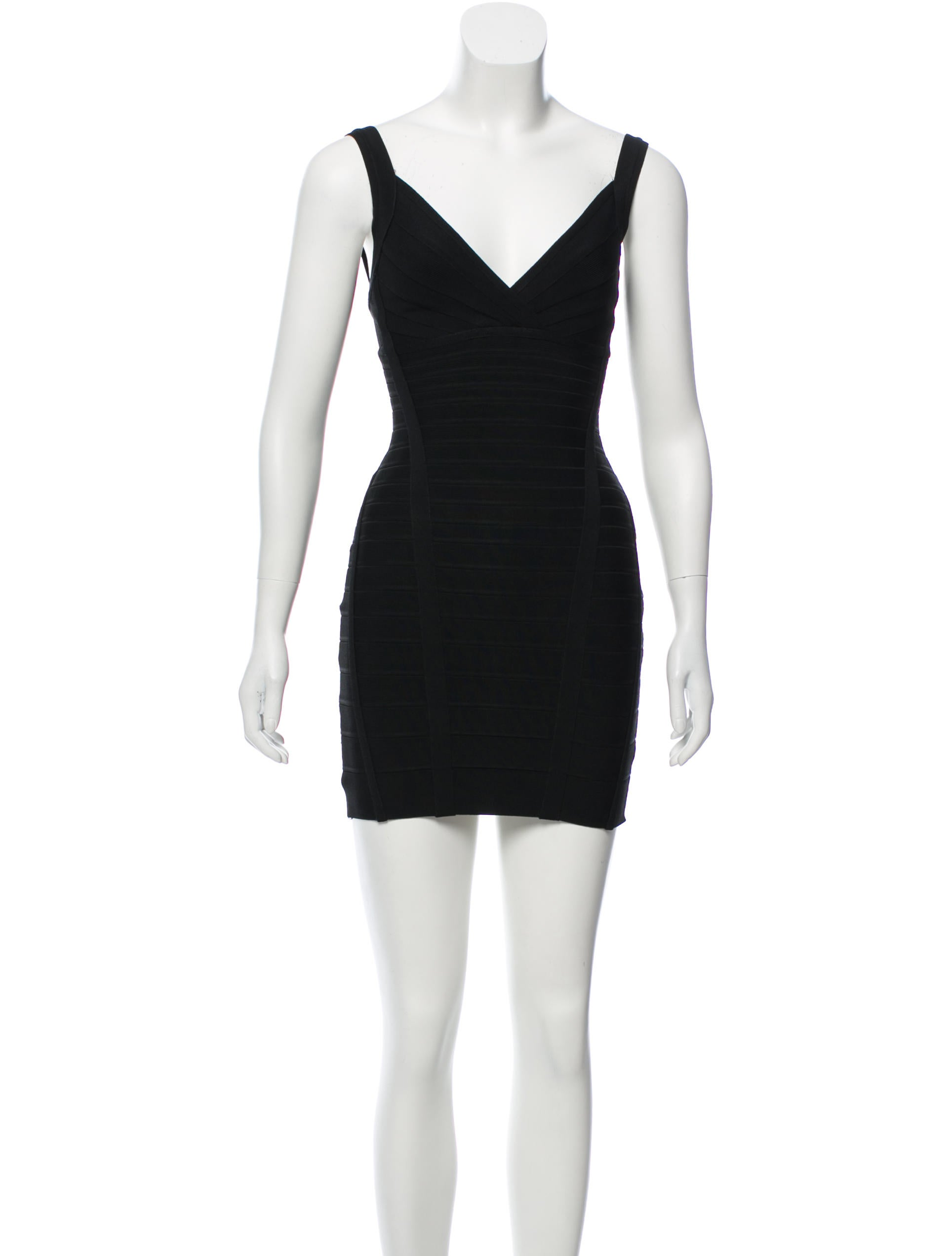 12e7d86bde22 Herve Leger Nadya Bandage Dress - Clothing - HEV36248
