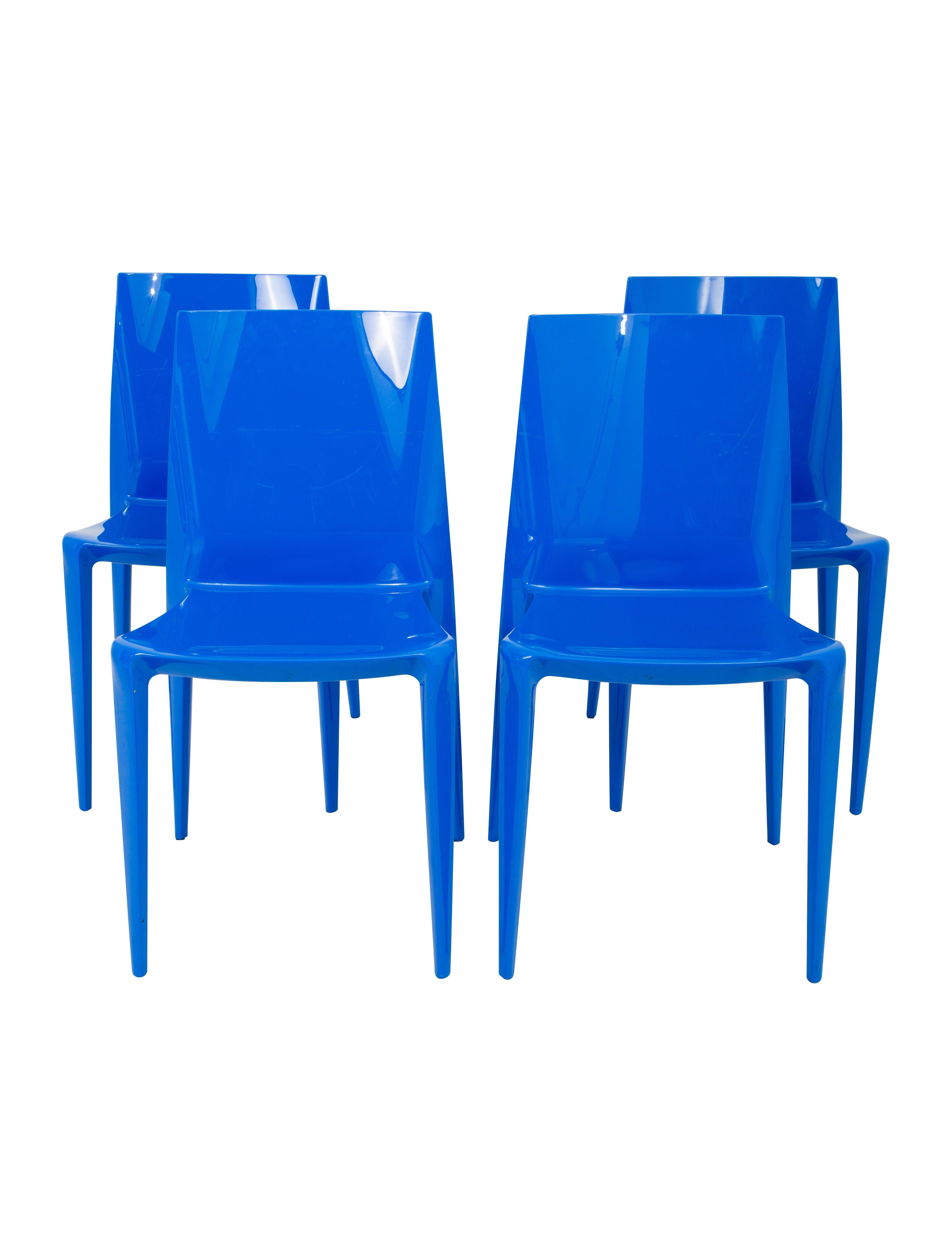 Ultra Bellini Side Chairs