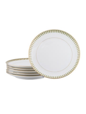 Haviland Limoges Salad Plates None