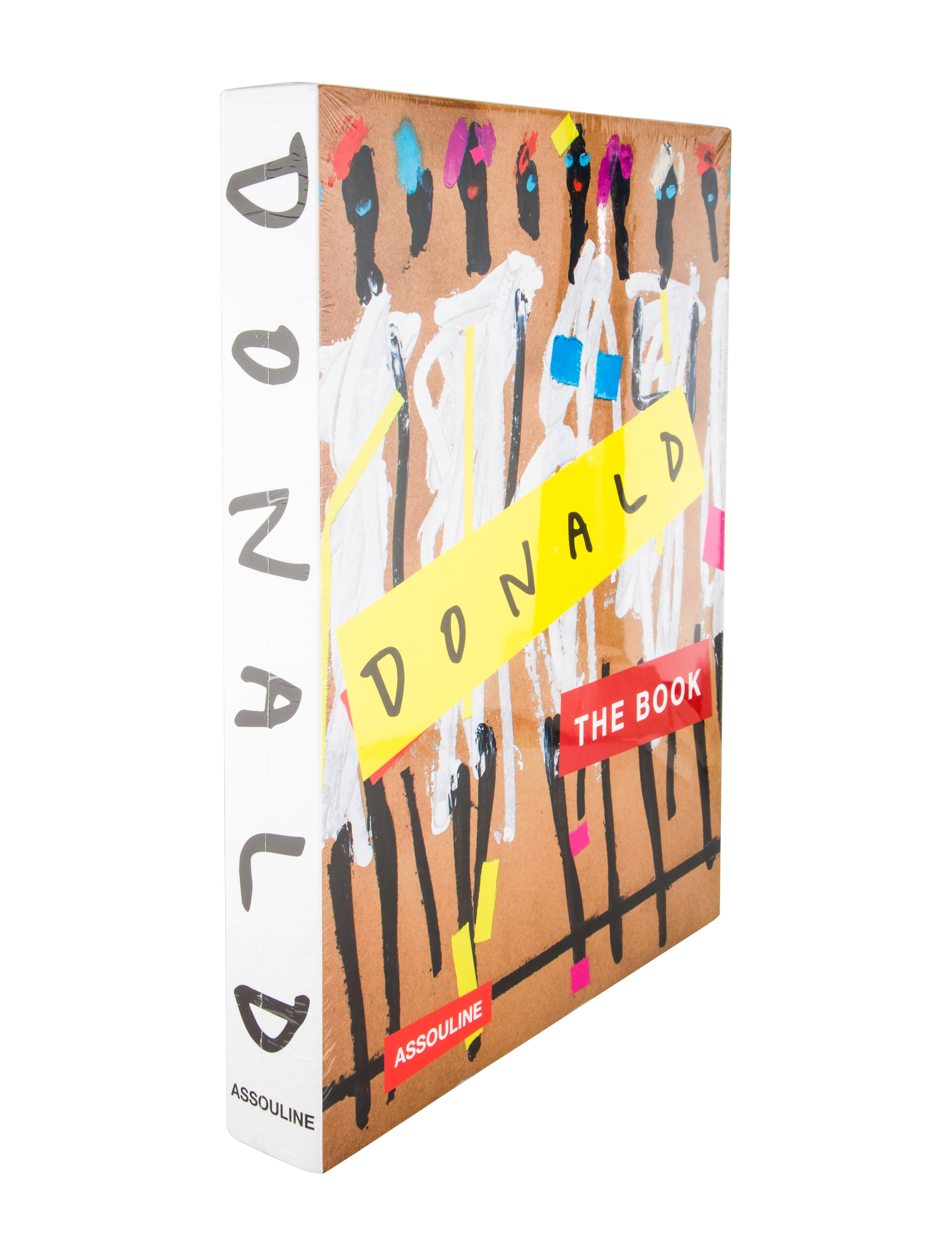 Donald the book decor and accessories hme21310 the for Decoration books