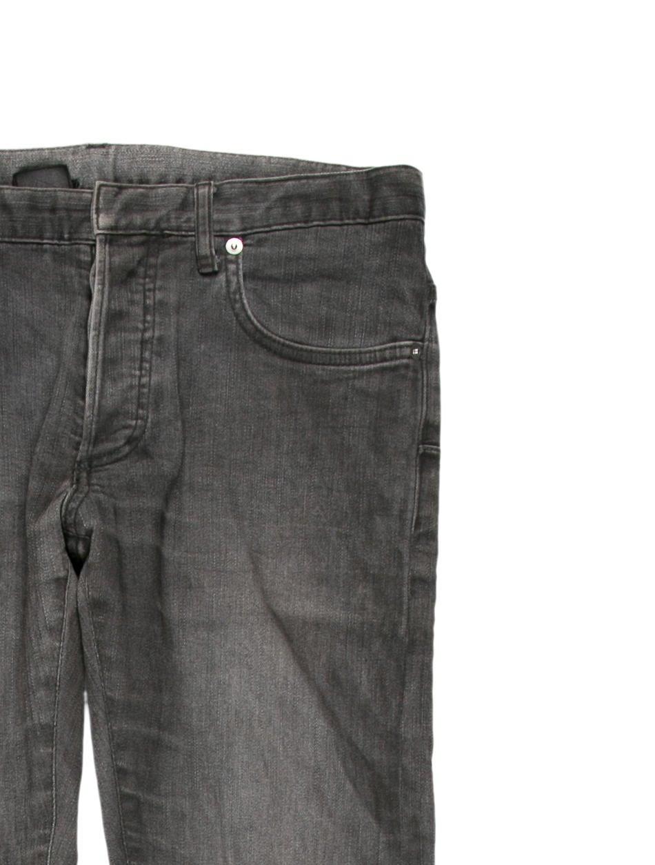 dior homme skinny five pocket jeans clothing hmm22203 the realreal. Black Bedroom Furniture Sets. Home Design Ideas