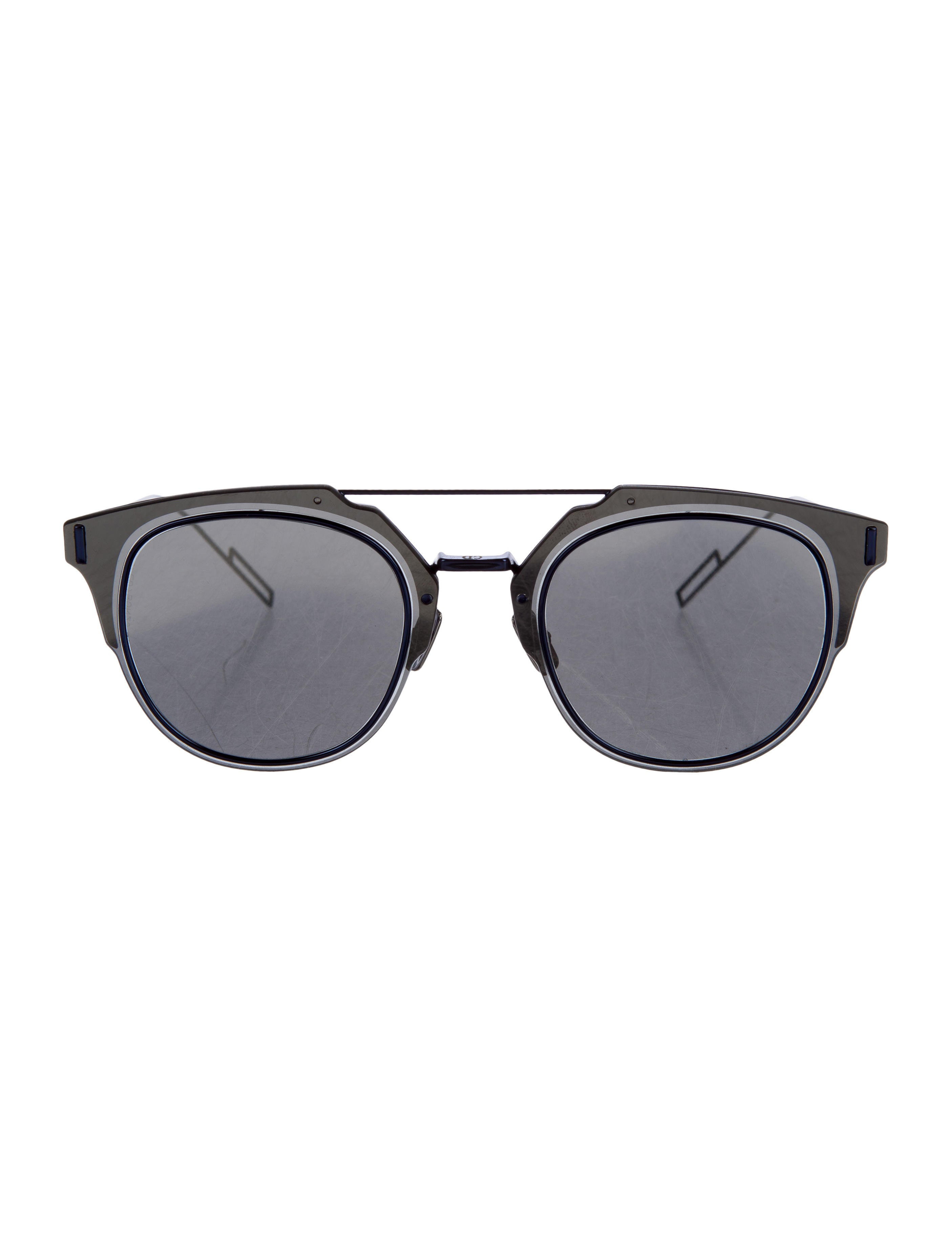 ad6d4caa010ed Dior Homme Composit 1.0 Pantos Sunglasses w  Tags - Accessories - HMM22515