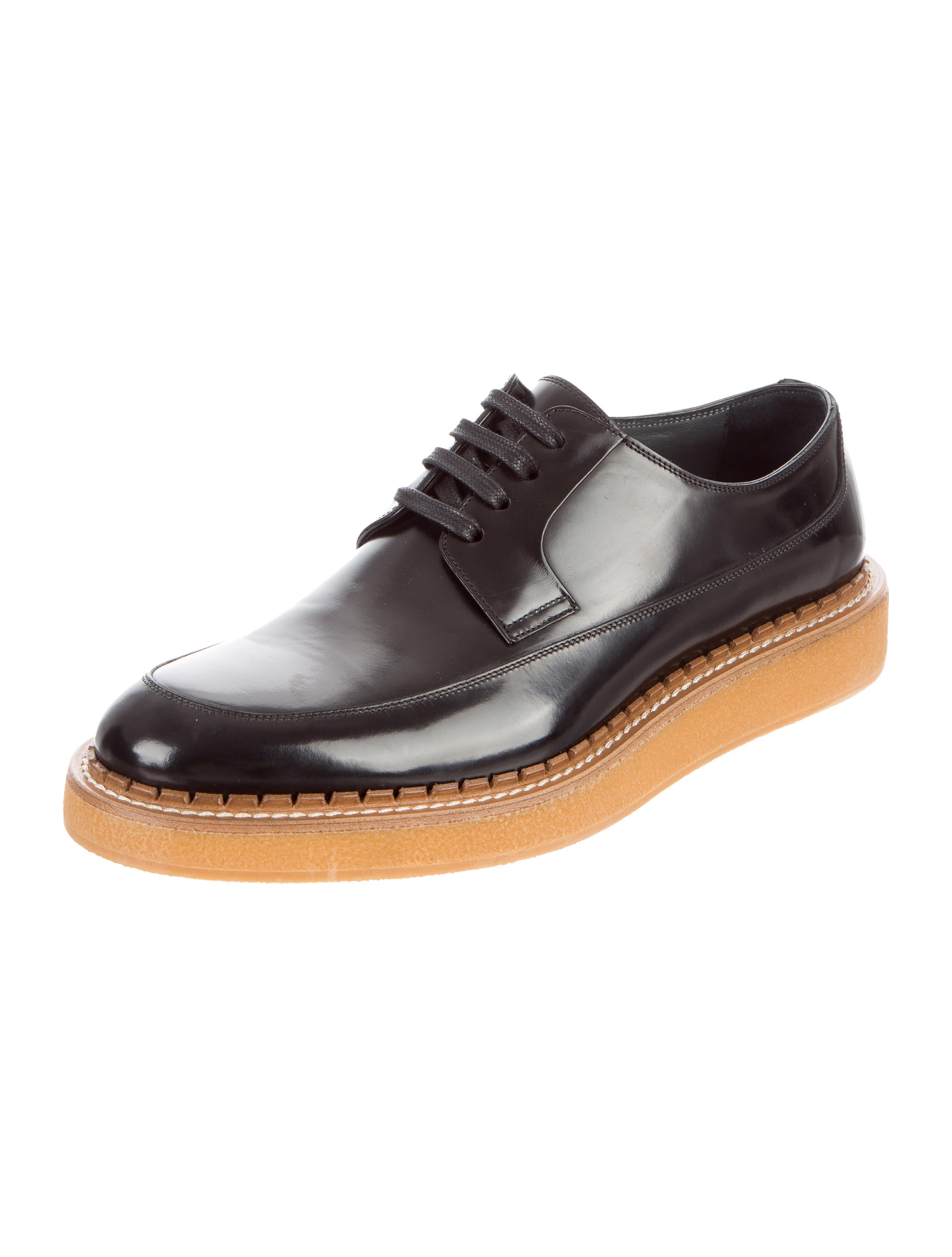 Black Derby Shoes Style