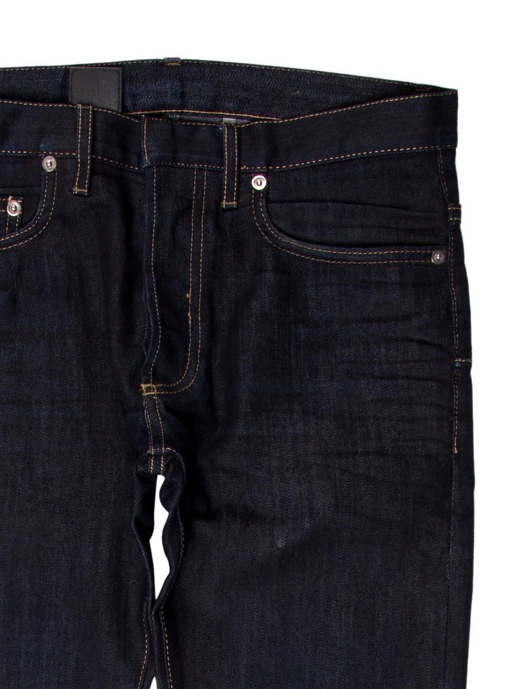 dior homme five pocket skinny jeans clothing hmm22783. Black Bedroom Furniture Sets. Home Design Ideas