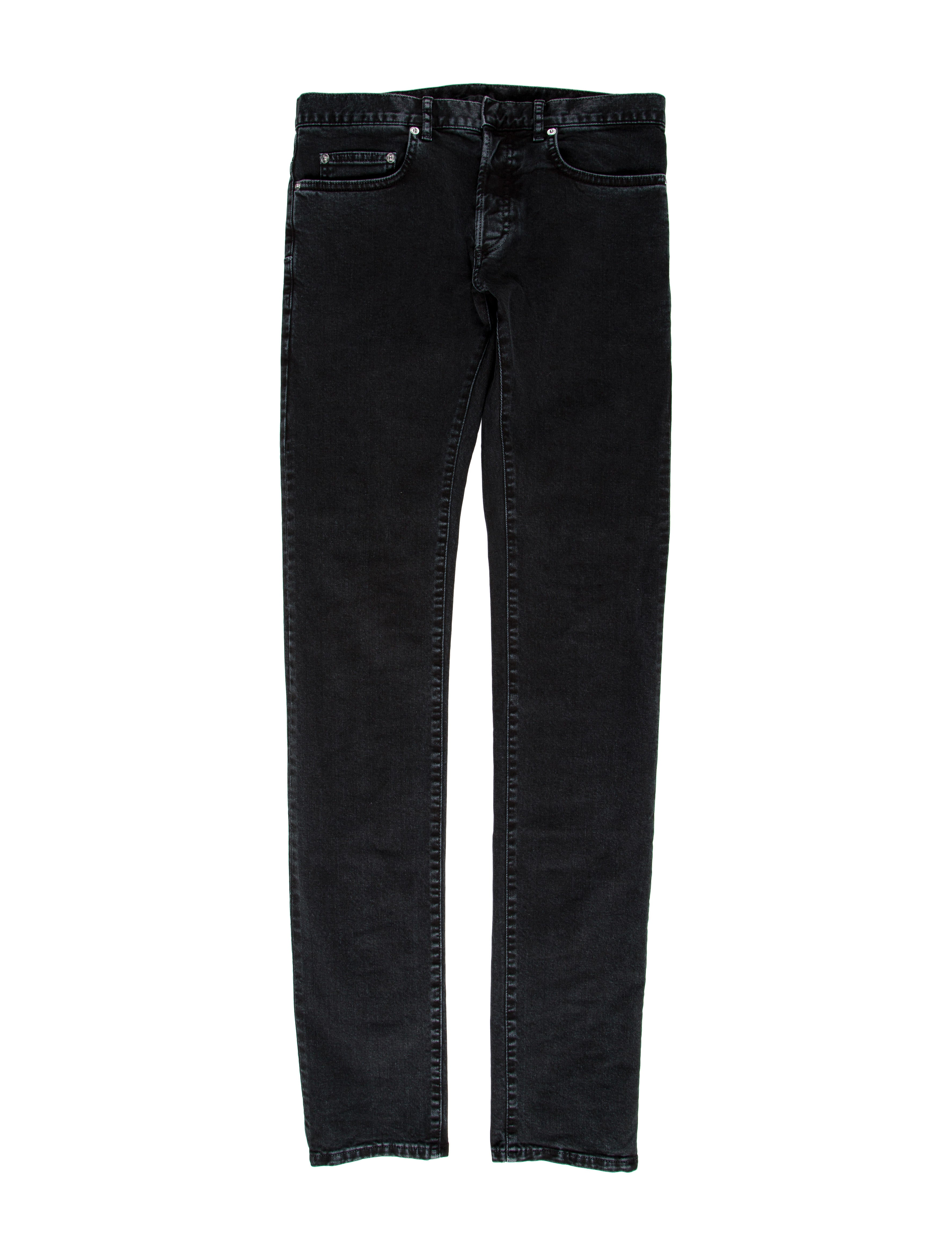 dior homme five pocket skinny jeans w tags clothing hmm22885 the realreal. Black Bedroom Furniture Sets. Home Design Ideas