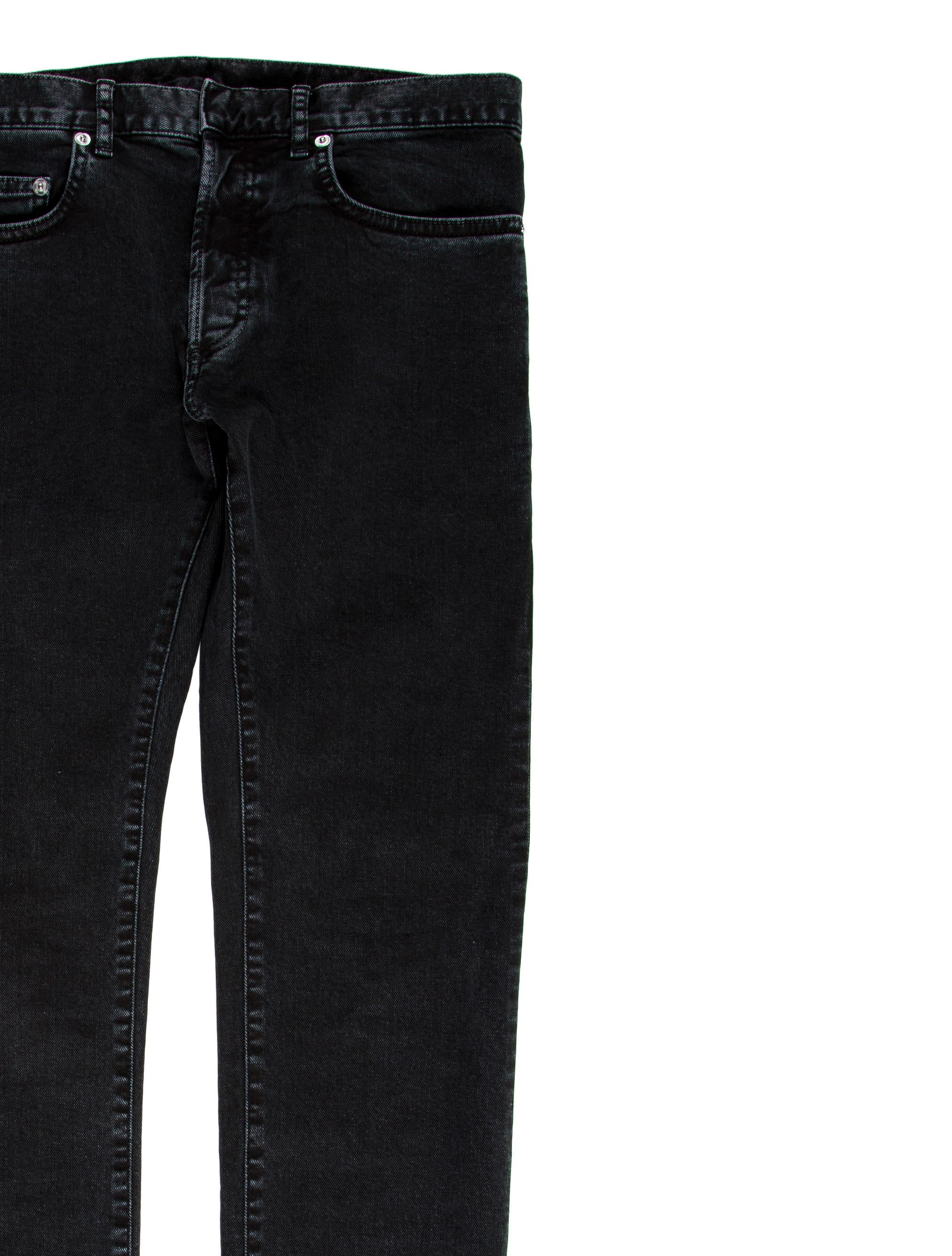 dior homme five pocket skinny jeans w tags clothing. Black Bedroom Furniture Sets. Home Design Ideas