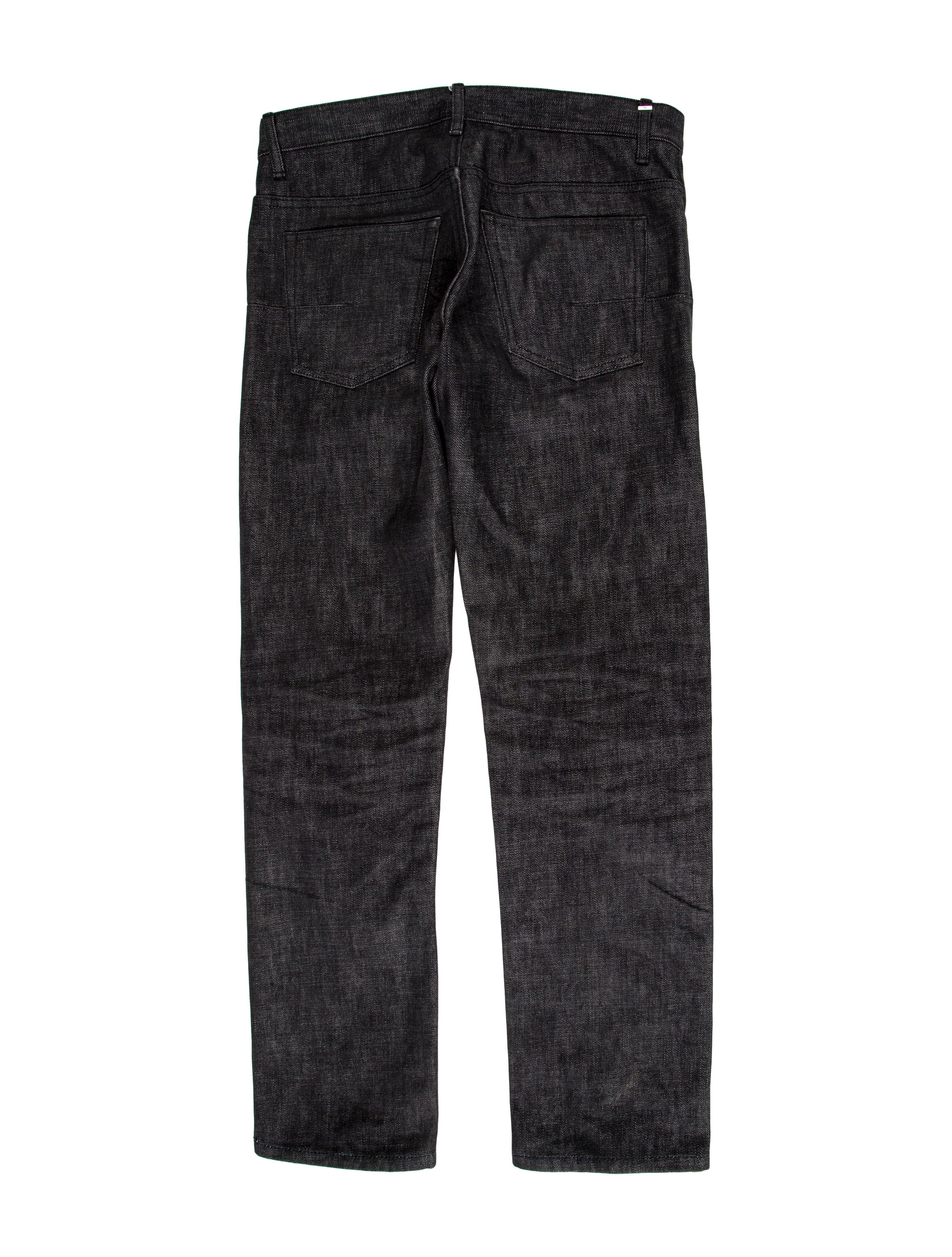 dior homme five pocket skinny jeans clothing hmm22926 the realreal. Black Bedroom Furniture Sets. Home Design Ideas