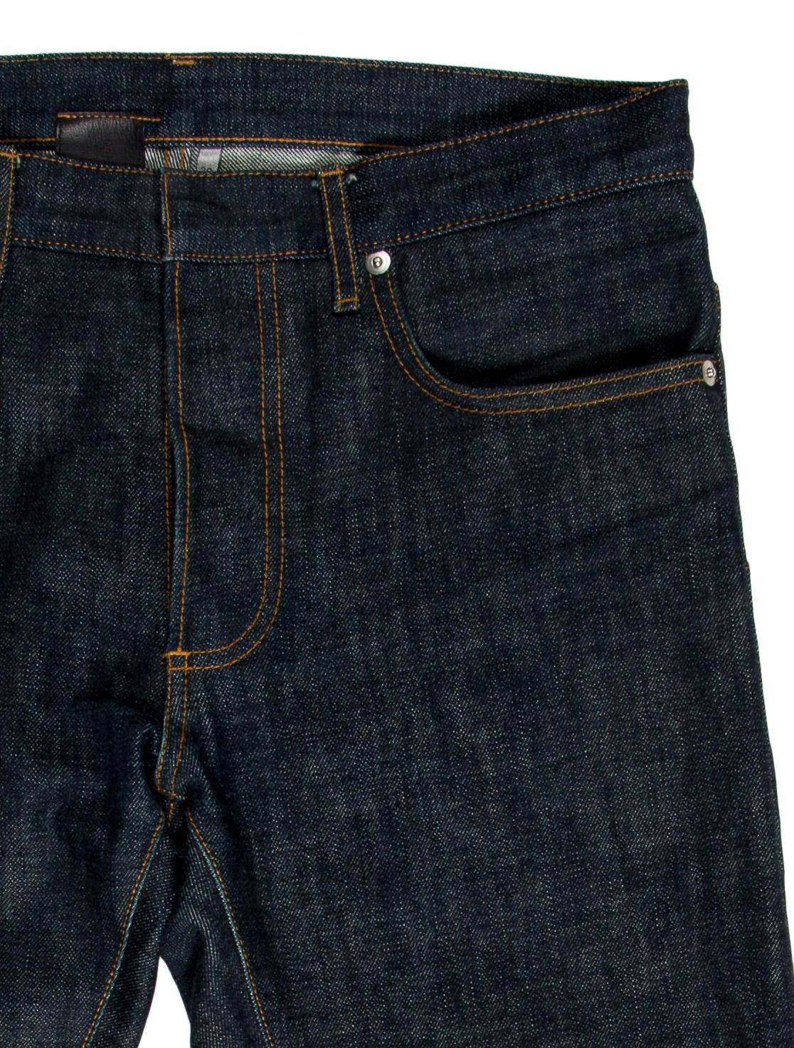 dior homme five pocket skinny jeans clothing hmm22940. Black Bedroom Furniture Sets. Home Design Ideas