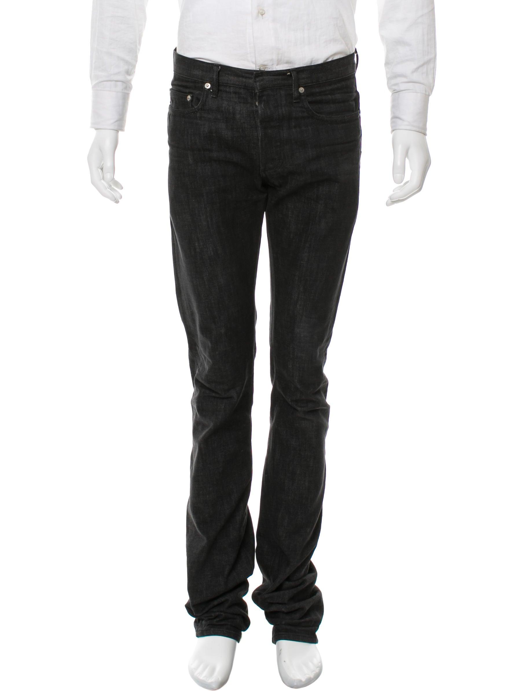 dior homme five pocket skinny jeans clothing hmm22994 the realreal. Black Bedroom Furniture Sets. Home Design Ideas