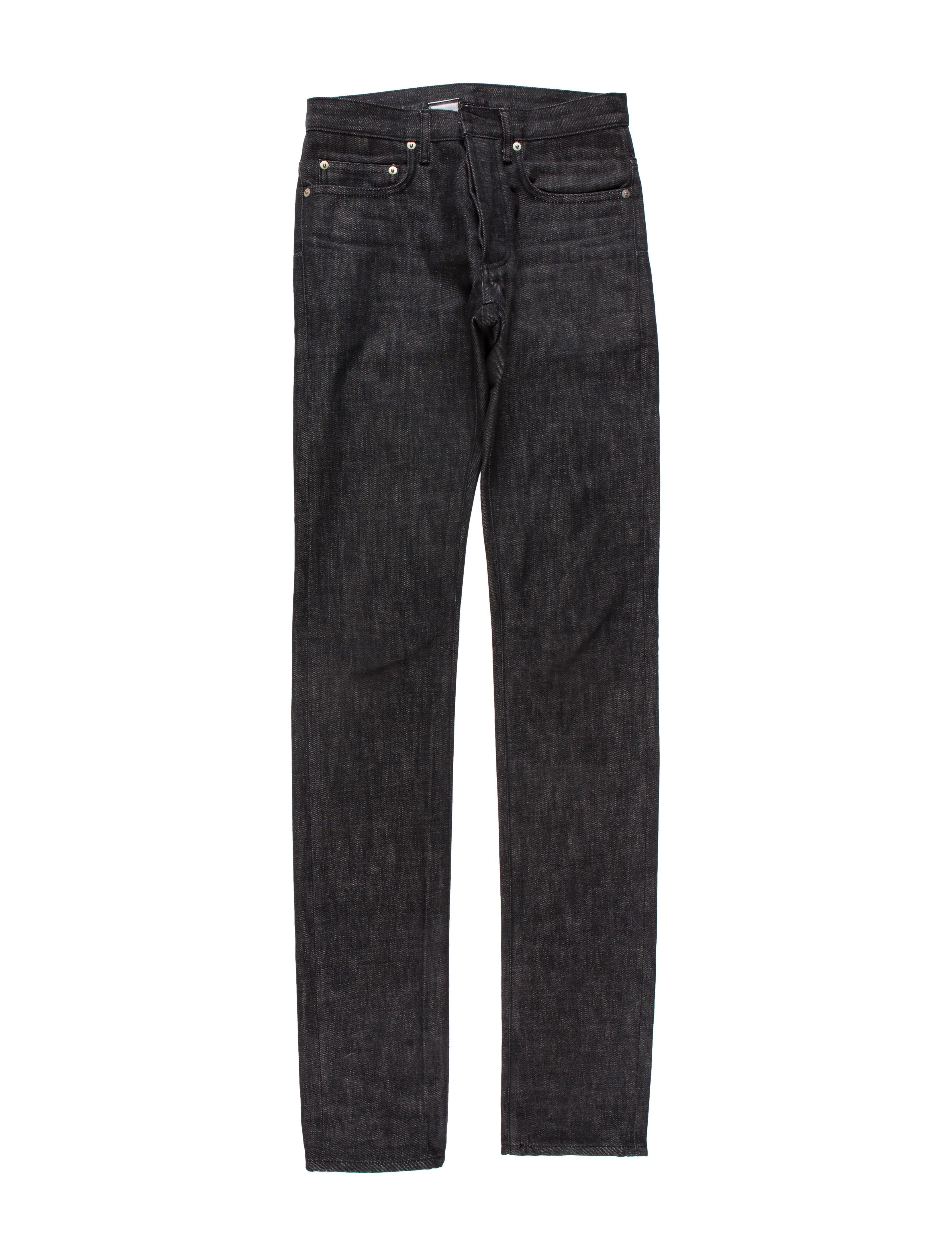 dior homme five pocket skinny jeans clothing hmm23009. Black Bedroom Furniture Sets. Home Design Ideas