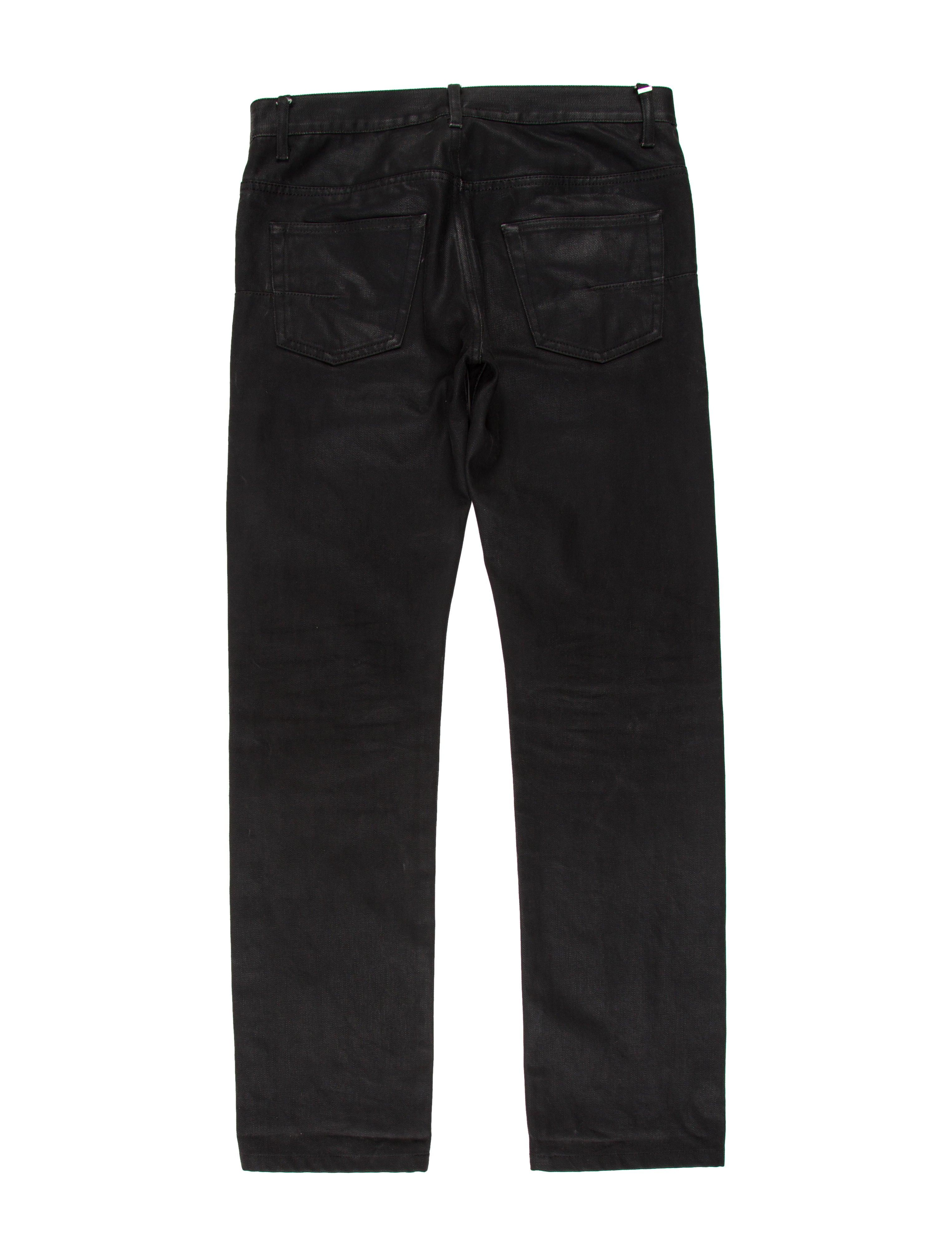 dior homme five pocket skinny jeans clothing hmm23020. Black Bedroom Furniture Sets. Home Design Ideas