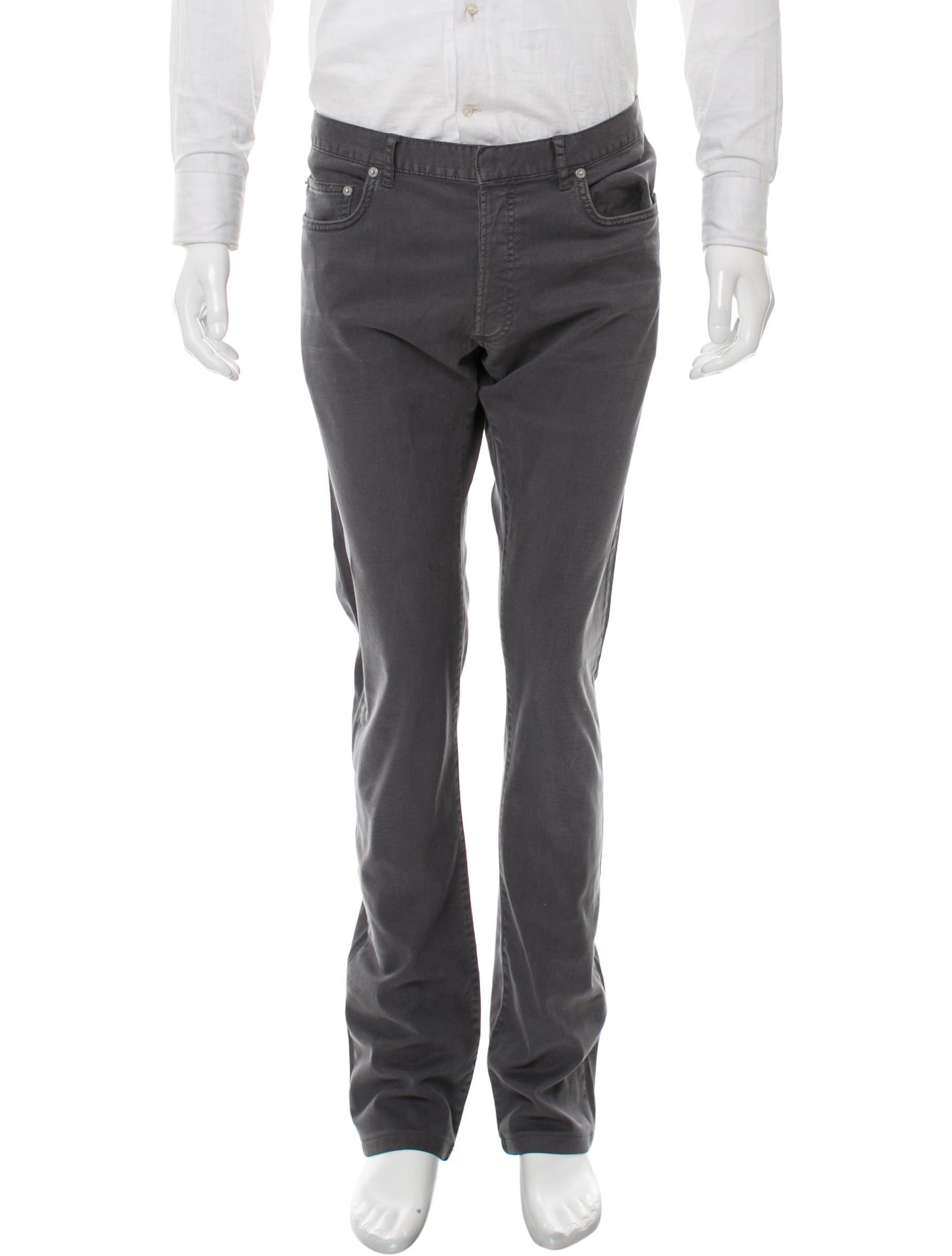 dior homme five pocket skinny jeans clothing hmm23050 the realreal. Black Bedroom Furniture Sets. Home Design Ideas