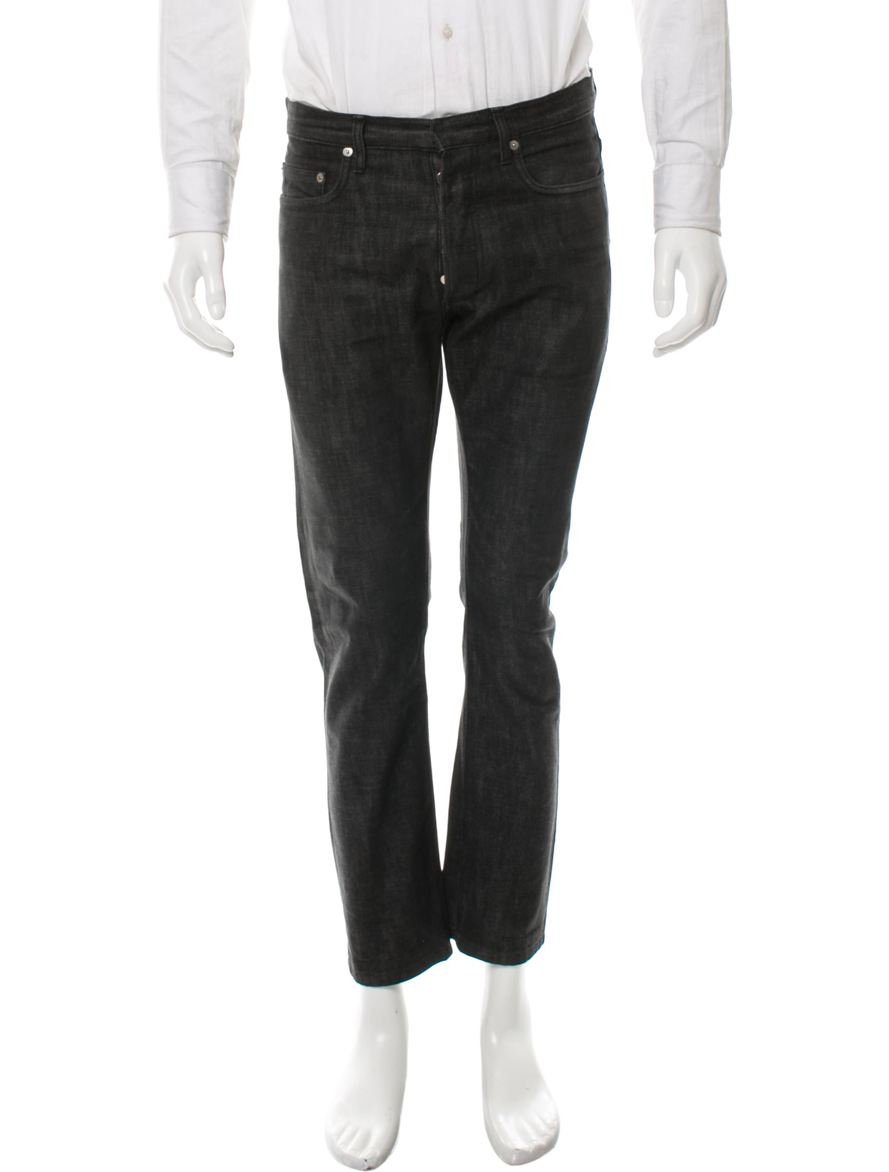dior homme skinny jeans clothing hmm23083 the realreal. Black Bedroom Furniture Sets. Home Design Ideas