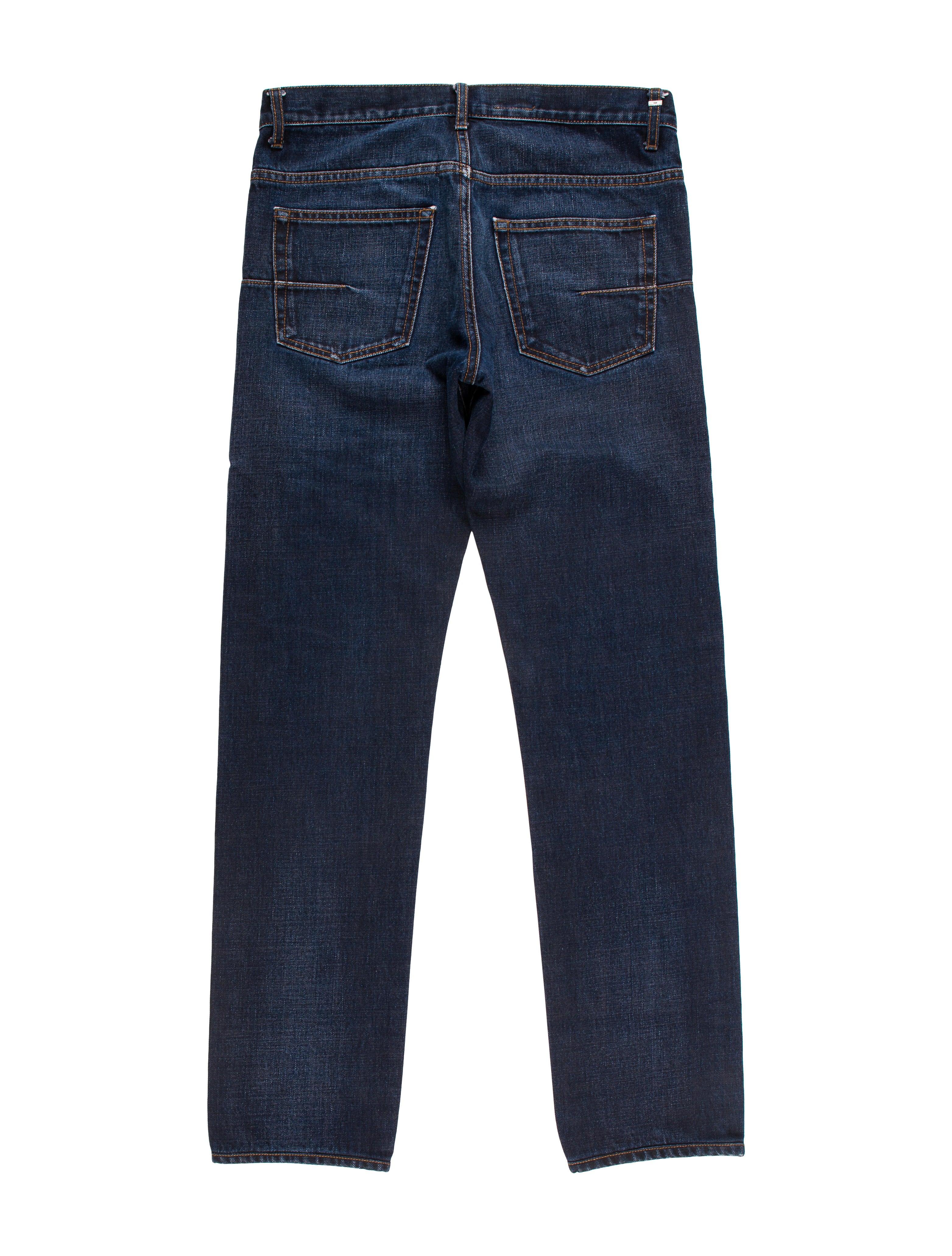 dior homme 2016 five pocket skinny jeans clothing. Black Bedroom Furniture Sets. Home Design Ideas
