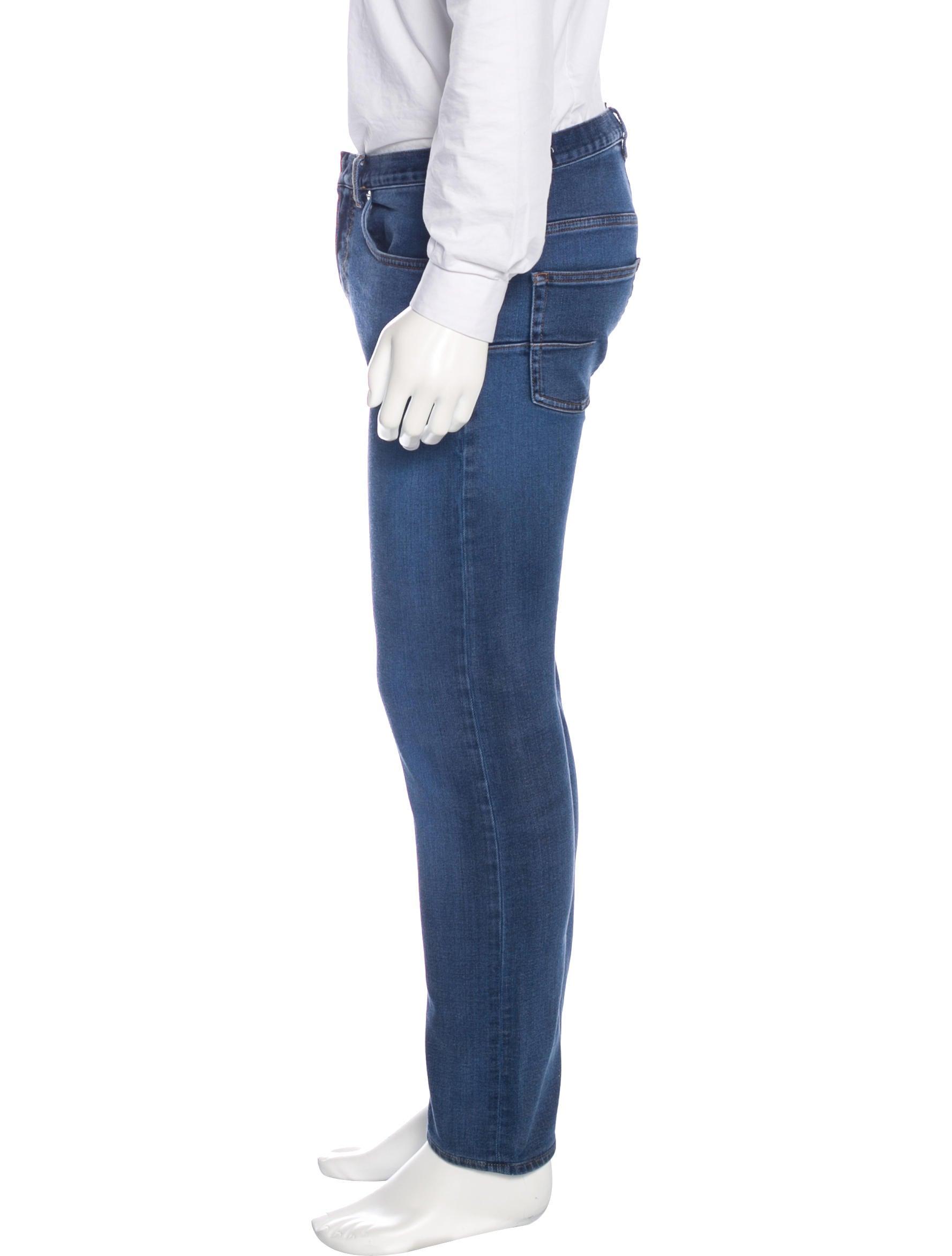dior homme five pocket skinny jeans clothing hmm23233 the realreal. Black Bedroom Furniture Sets. Home Design Ideas