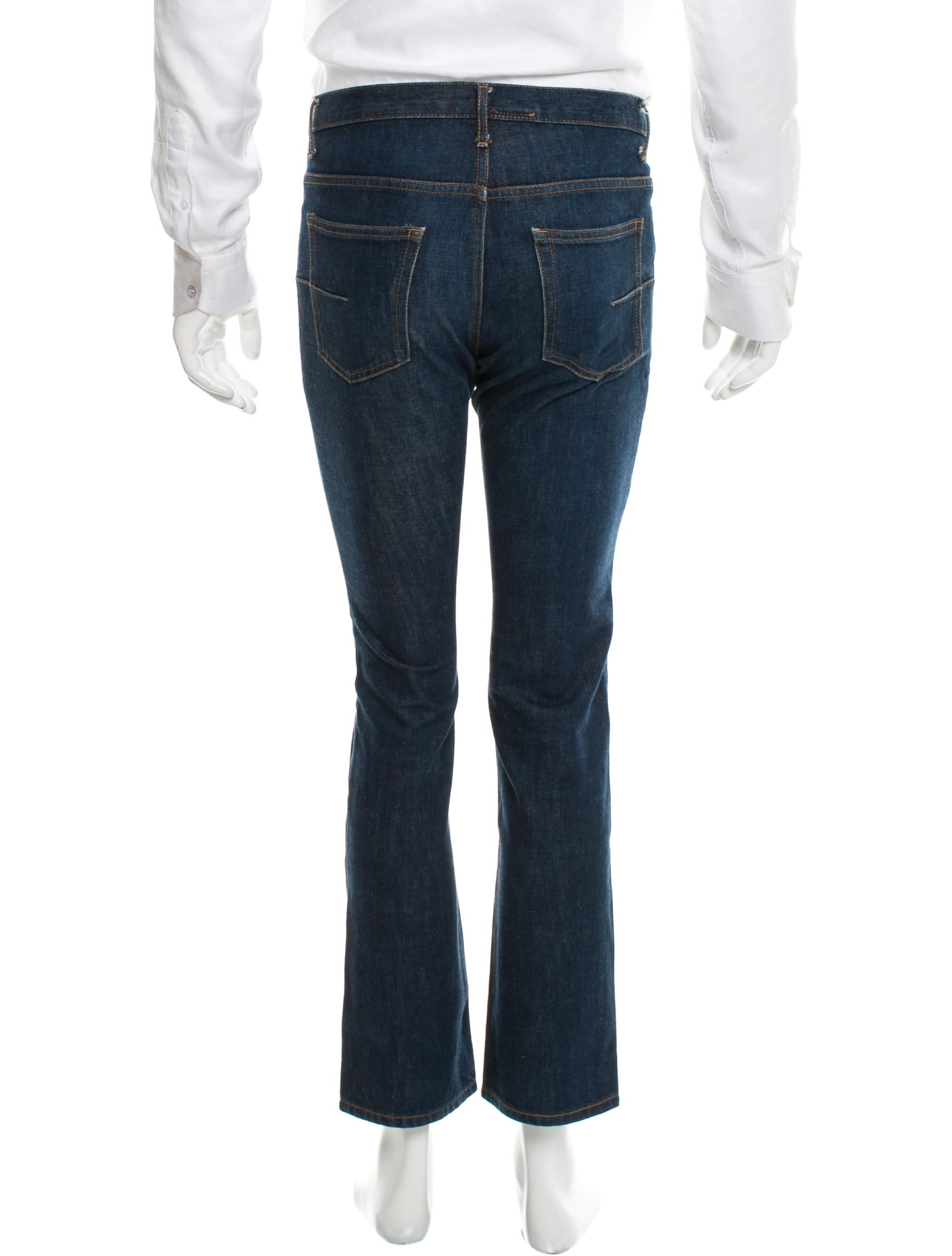 dior homme skinny jeans clothing hmm23293 the realreal. Black Bedroom Furniture Sets. Home Design Ideas