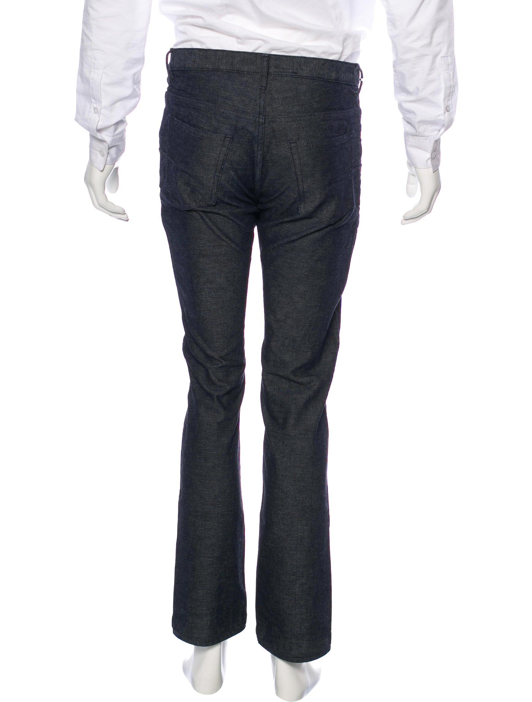 dior homme five pocket slim jeans clothing hmm23360. Black Bedroom Furniture Sets. Home Design Ideas