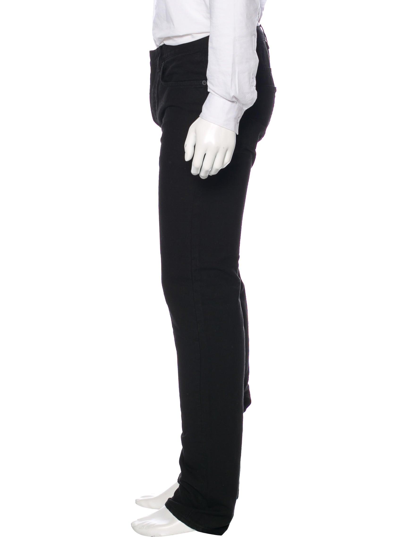 dior homme five pocket slim jeans clothing hmm23361 the realreal. Black Bedroom Furniture Sets. Home Design Ideas