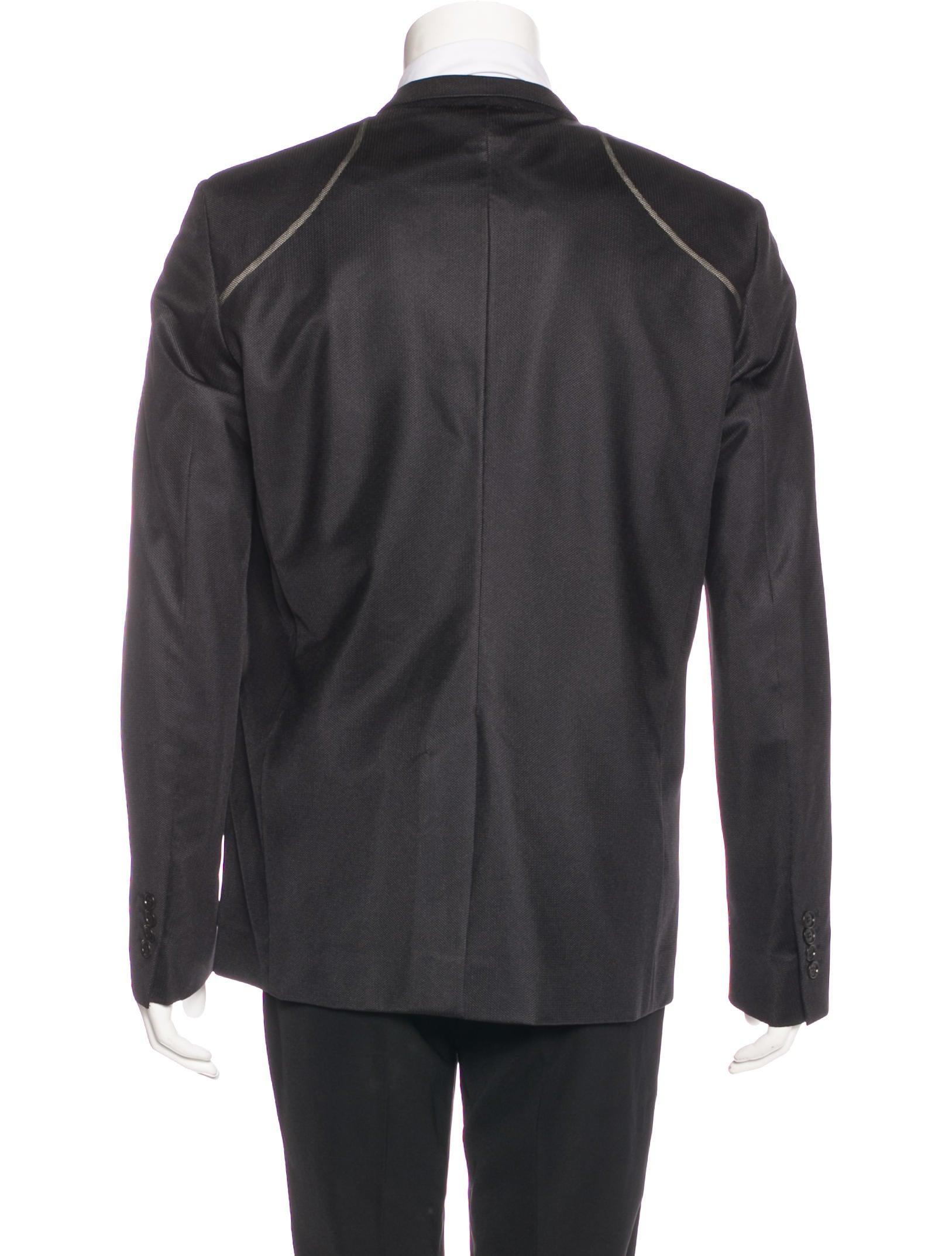 dior homme mesh tuxedo blazer clothing hmm23722 the. Black Bedroom Furniture Sets. Home Design Ideas