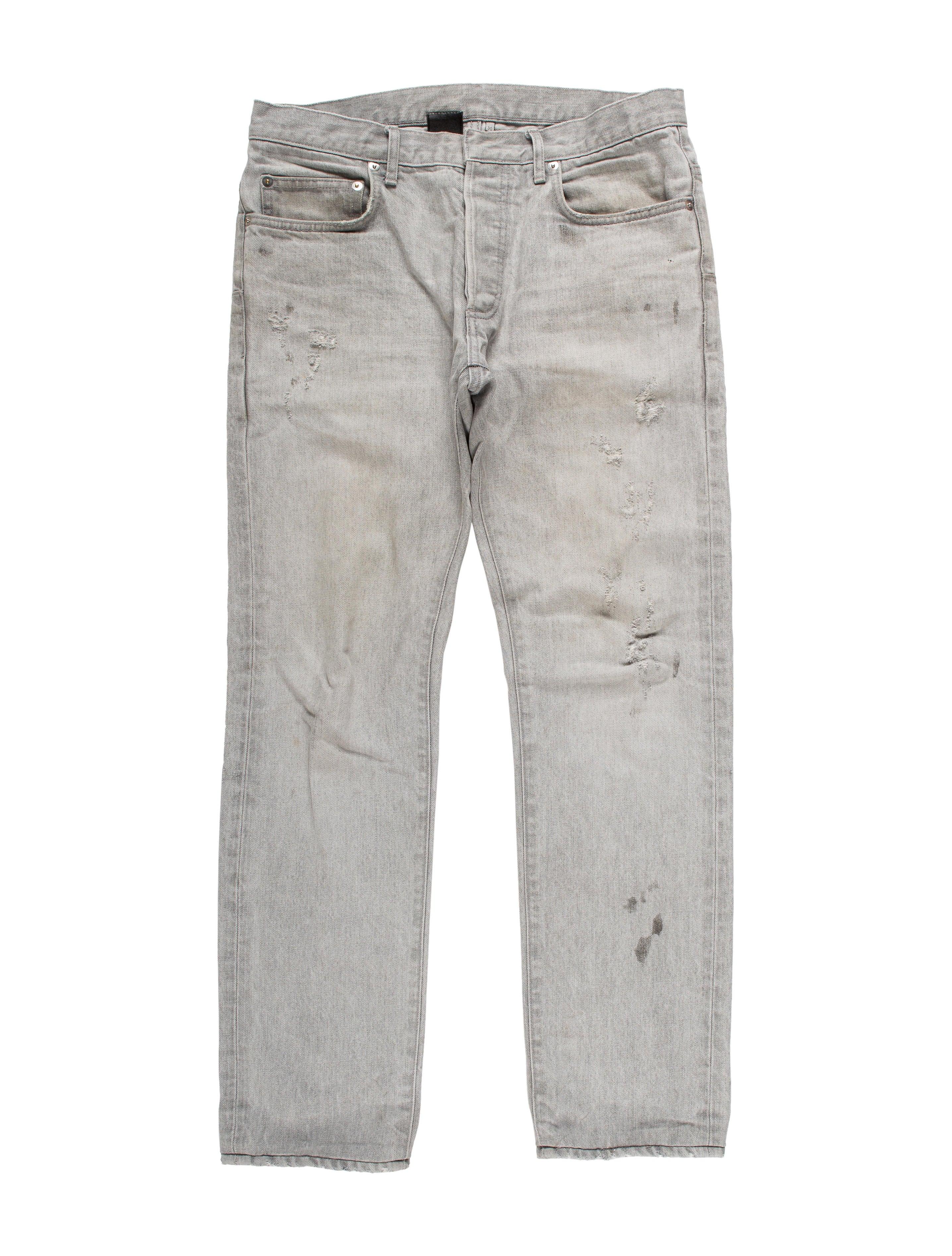 dior homme five pocket slim jeans clothing hmm23869. Black Bedroom Furniture Sets. Home Design Ideas