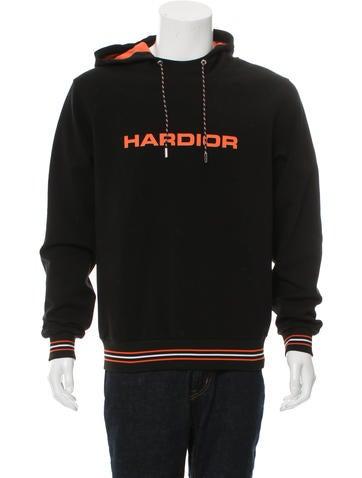 Dior Homme 2017 Hardior Hoodie None