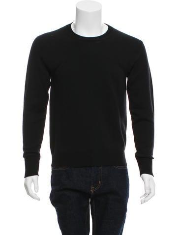 Dior Homme Wool Crew Neck Sweater None
