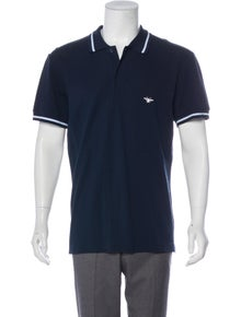 d0c96f57 Dior Homme. Bee-Embroidered Polo Shirt