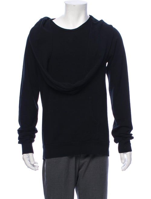 Dior Homme Pullover Hoodie black