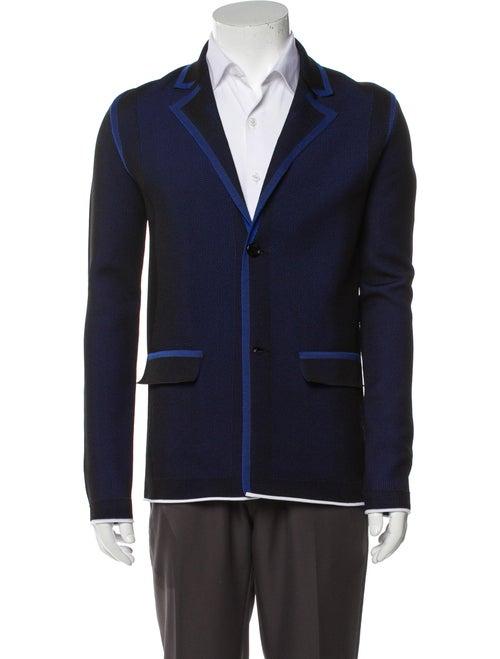 Dior Homme Sport Coat Blue