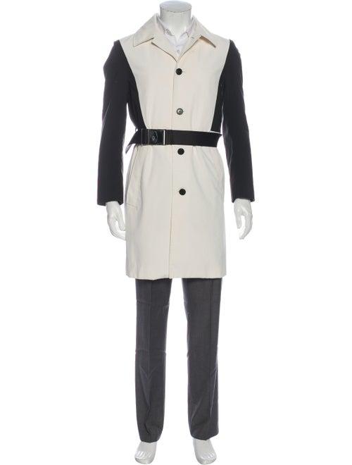 Dior Homme Coat White